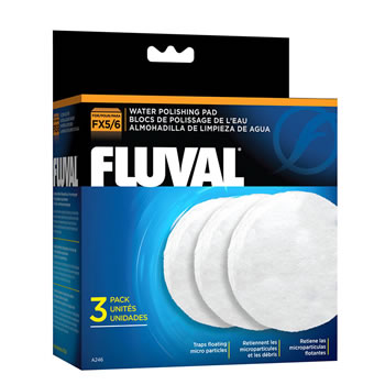 Image of Fluval FX5/FX6 Water Polishing Pads (3pcs)