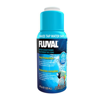 Image of Fluval Aqua Plus Tap Water Conditioner 120ml