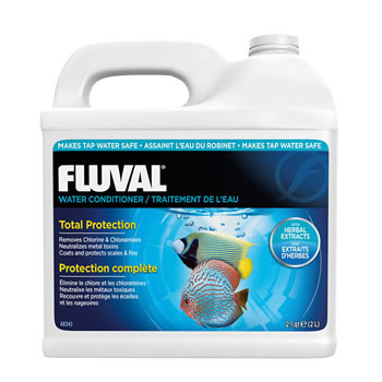 Image of Fluval Aqua Plus Tap Water Conditioner 2L