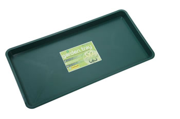 Image of 1 x Garland Maxi Garden Tray Green 12 litres: various quantities