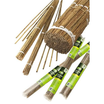 Image of Gardman 120cm Pre-Bulk Bamboo Canes (Pack of 20) (08071)