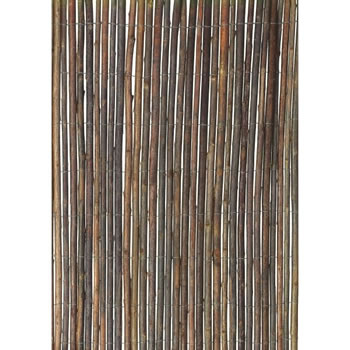 Image of Gardman Willow Fence Panel Garden Screening Pack (09460)