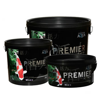 Image of Evolution Aqua Premier Small Pellets 2000g