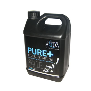 Image of Evolution Aqua PURE+ Filter Start Gel 2.5L