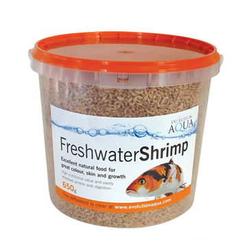 Image of Evolution Aqua Freshwater Shrimp 650g
