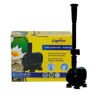 Image of Laguna Pond Fountain Pump Kit 1500