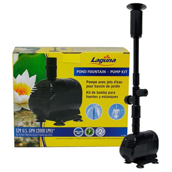 Image of Laguna Pond Fountain Pump Kit 2000