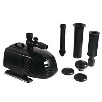 Image of Lotus Otter Legend 3300 Pond Pump