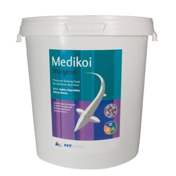 Image of NT Labs Medikoi Sturgeon Jumbo Food 5kg