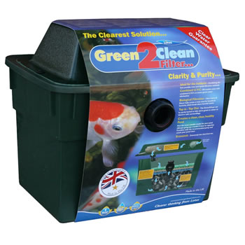 Image of Oasis Green 2 Clean Pond Filter 30000