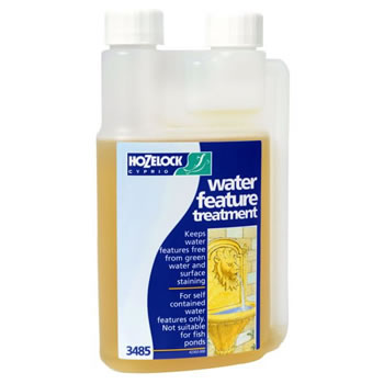 Image of Hozelock Aquatics - Water Feature Treatment 250ml (3485)