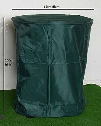 Image of Heavyweight Raincover for Barbecue, Shredder, Stacking Chair, Firepit