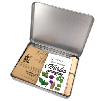 Extra image of Nutley's Herb Seeds Collection Gift Tin