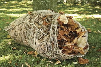 Image of Leaf Composting Sacks