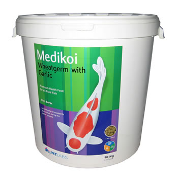 Image of NT Labs Medikoi Wheatgerm With Garlic 10kg