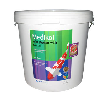 Image of NT Labs Medikoi Wheatgerm With Garlic 5kg