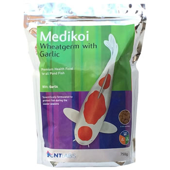 Image of NT Labs Medikoi Junior Wheatgerm With Garlic 750g