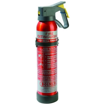 Image of Bosmere Handy Fire Extinguisher (N474)