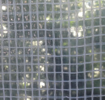 Image of 10m x 2m Nutley's Reinforced Polythene Sheeting cloches