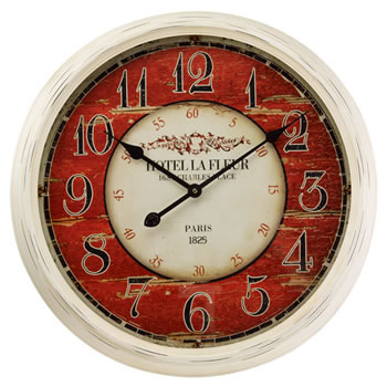 Image of Grenoble Outdoor Wall Clock