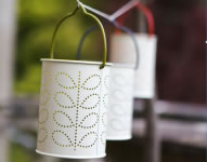 Image of Tealight lantern - green