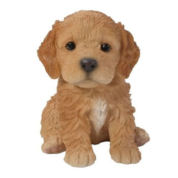 Image of Vivid Arts Pet Pals Cockapoo Puppy Brown PP-CKP5-F
