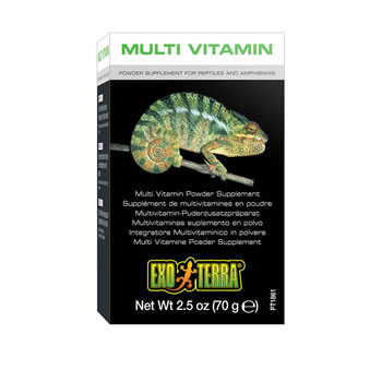 Image of Exo Terra Multi Vitamin Supplement 70g