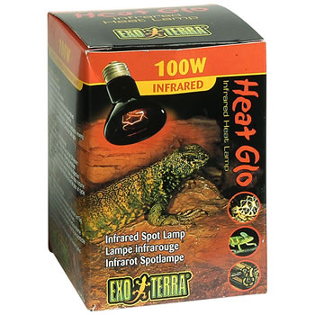 Image of Exo Terra Infra-red Basking Spot 100W
