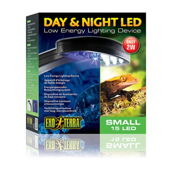 Image of Exo Terra Day & Night LED Light Fixture Small