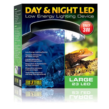 Image of Exo Terra Day & Night LED Light Fixture Large