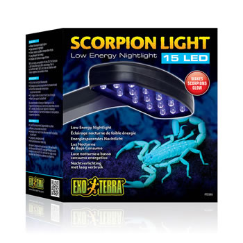 Image of Exo Terra Scorpion Light
