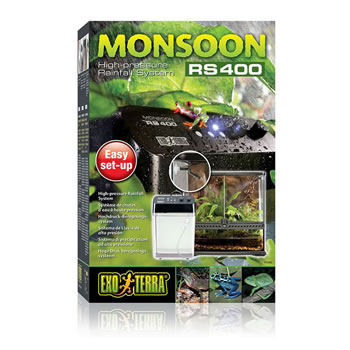 Image of Exo Terra Monsoon Rain System RS400