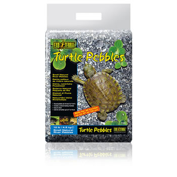 Image of Exo Terra Turtle Pebbles Small 4.5kg