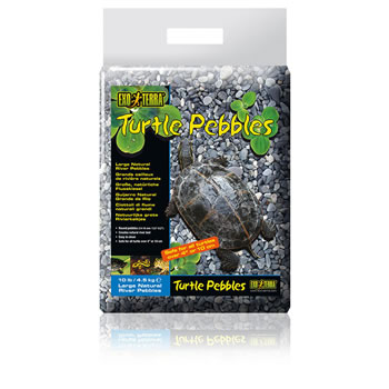 Image of Exo Terra Turtle Pebbles Large 4.5 kg