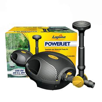 Image of Laguna Powerjet 2200 Fountain Pump