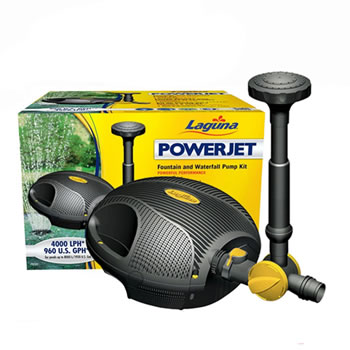 Image of Laguna Powerjet 4000 Fountain Pump