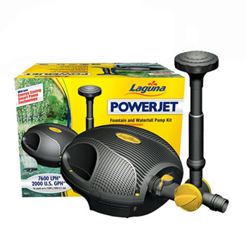 Image of Laguna Powerjet 7600 Fountain Pump