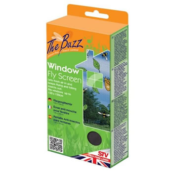 Image of STV Pest Control - Window Fly Screen (STV Pest Control -229)