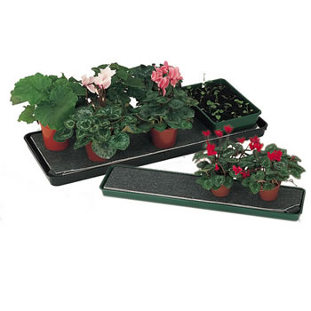 Image of Pack Of Two Self Watering Trays 60cm x 60cm