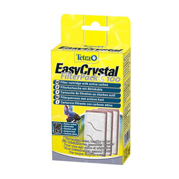 Image of Tetra Easy Crystal Filter Pack C100