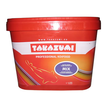 Image of Takazumi Mix Koi Food 4.5kg