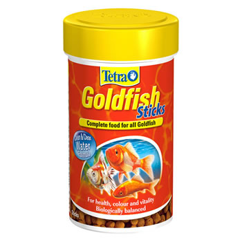 Image of Tetra Goldfish Sticks 93g