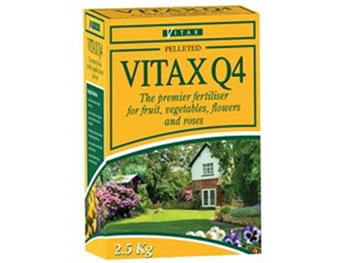 Image of Vitax Q4 Fertiliser 2.5Kg