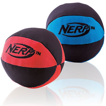 Image of Nerf Dog Trackshot Squeaker Ball 11cm