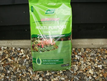 Image of Westland Surestart Multipurpose Lawn Seed - 120 sqm