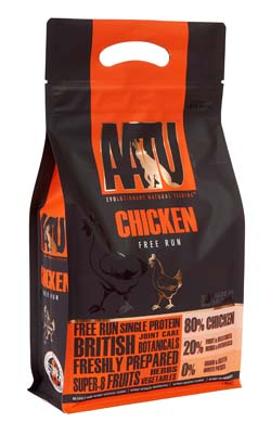 Image of AATU Dog Food - 80/20 Chicken 1.5KG
