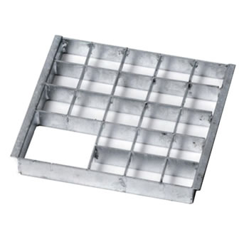 Image of Apollo Galvanised Steel Grid Insert