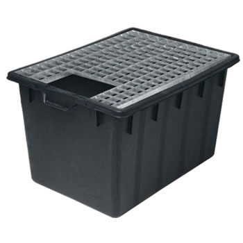 Extra image of Apollo Quadro Rectangular Sump 150L
