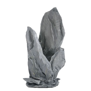 Image of BiOrb Samuel Baker Grey Slate Stack Sculpture