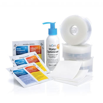 Image of BiOrb Service Kit Triple Pack with Water Optimiser